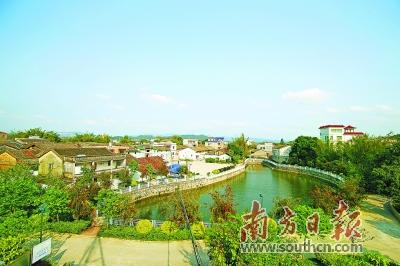 惠州发力生态建设 7年创建森林村庄765个