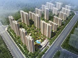城投碧桂园·中央公园:均价9500元/平方米