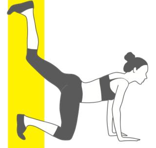 5项训练专门增强臀部 防止臀肌失忆症