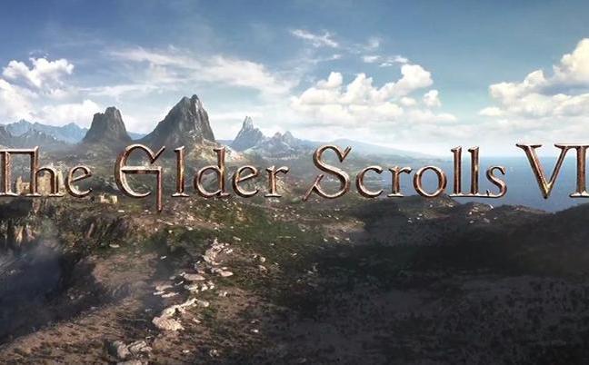 《上古卷轴6》制作仍处于初期阶段 玩家着迷猜测故事背景