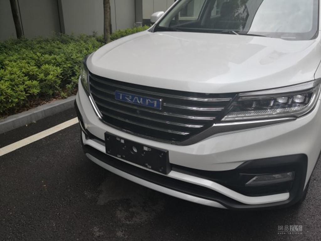 7座中型SUV/7月上市 君马SEEK 5实车泄露