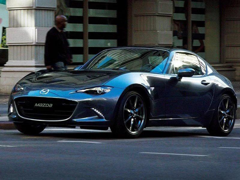 新车上市 外形不变动力提升 新款马自达MX-5官图