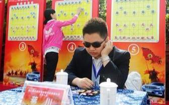世界冠军蒋川助力石家庄象棋棋王赛