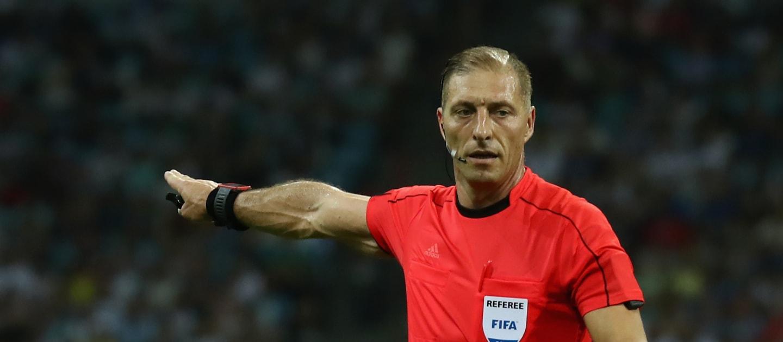 世界杯揭幕战主裁确定阿根廷名哨 曾执法14世界杯