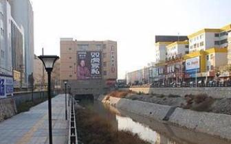 城管委督查河洪道违法建设及垃圾