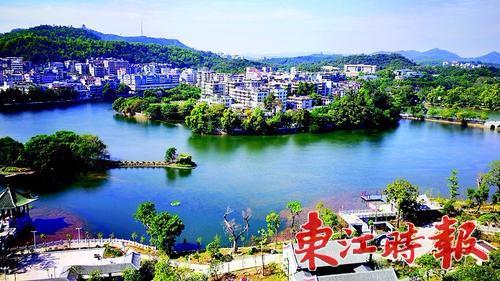 惠州西湖生态修复:14年修复湖区28万平方米