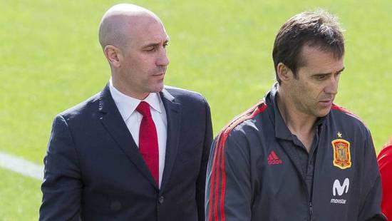 西足协主席:不接受洛佩特吉的行为 决定很艰难