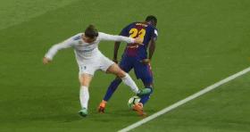 FIFA拿国家德比谈执法尺度 贝尔恶意踩踏必红牌
