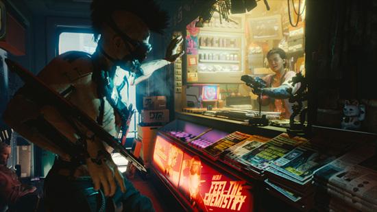 《赛博朋克2077》亮相E3:当主视角RPG遇到黑暗科幻