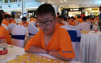 2018全国象棋业余棋王赛石家庄预选赛少年儿