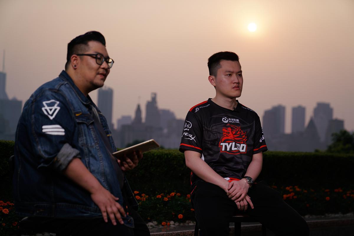 CSGO职业哥的CAC之旅:大金链子火箭炮 森林哥学中国话