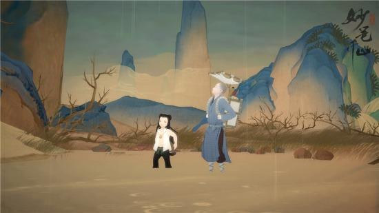 一修小和尚与神秘少年的探险之旅