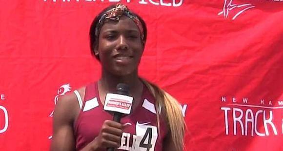 美跨性别选手参加女子短跑比赛引争议