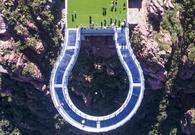 世界最长高空玻璃环廊
