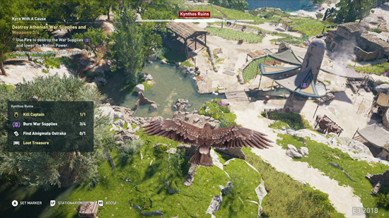 不画饼的育碧:AC奥德赛与全境封锁2详细E3试玩报告
