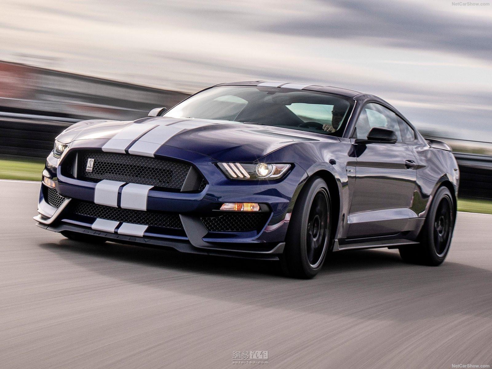 仅搭载MT 2019款Mustang Shelby GT350发布