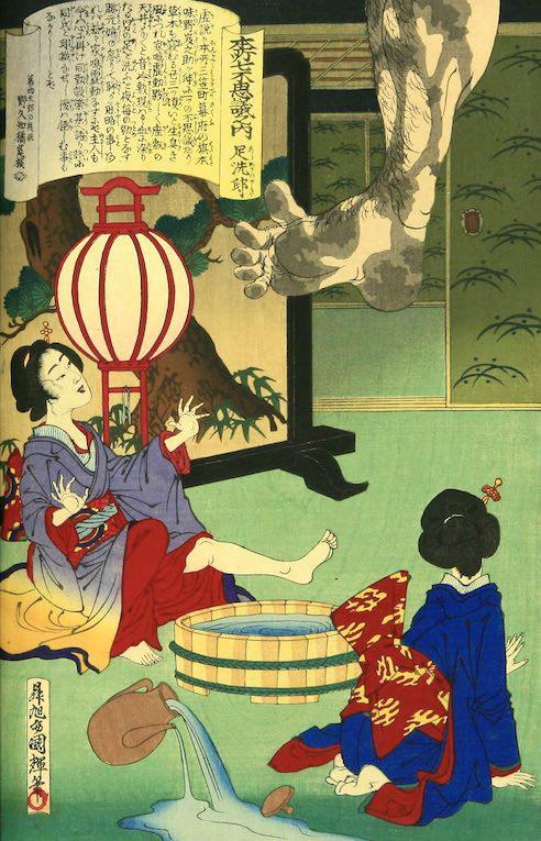 子不语|江户怪谈:日本鬼故事里的历史与民俗