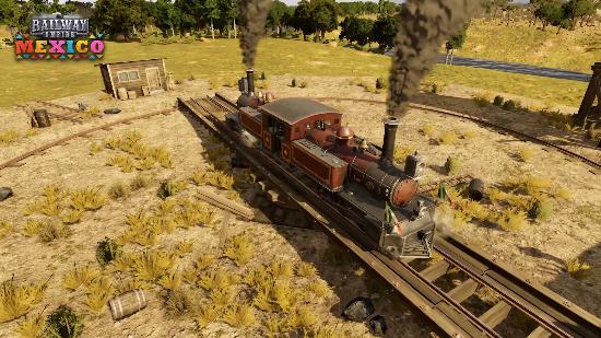 从美利坚到墨西哥 模拟经营游戏《铁路帝国》追加新DLC