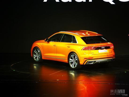 重新诠释Coupe车型 奥迪Q8引领新风潮