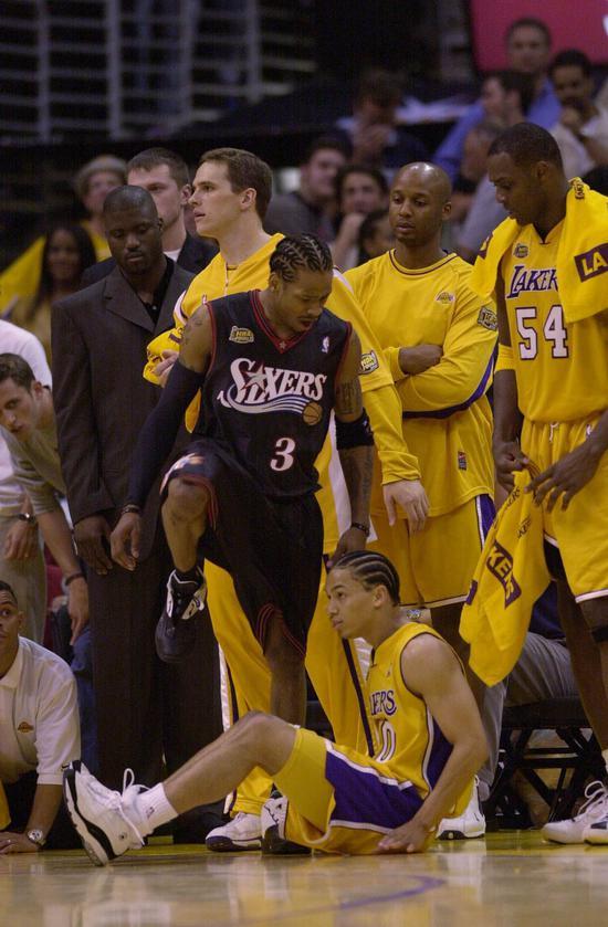 NBA第一家族绝后: 天道好轮回 苍天饶过谁