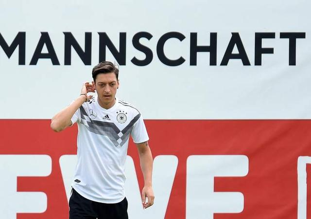 厄齐尔:德国目标是卫冕,梦想在决赛中击败英格兰