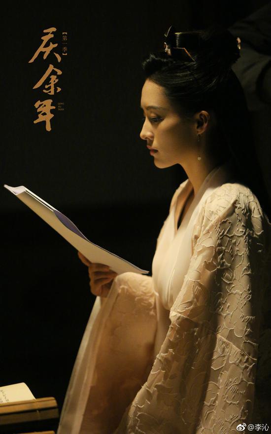 """《庆余年》主演剧透片场照 李沁辛芷蕾李纯发出""""探班邀请"""""""