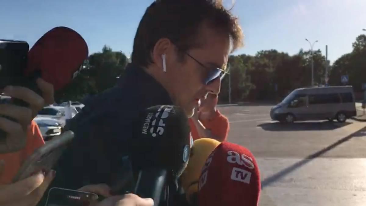 洛佩特吉:我感到非常难过 但仍希望西班牙夺冠