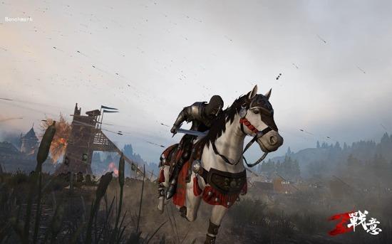 速度型战马能够帮助将军快速切入战场