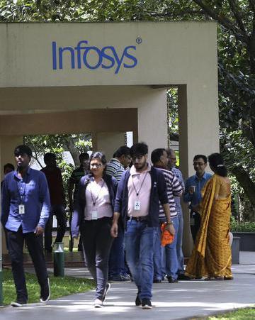 印度繁荣的IT产业终于停滞不前了吗?