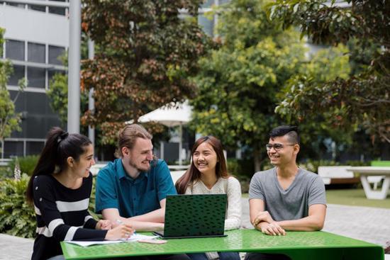 悉尼科技大学Insearch学院校园环境