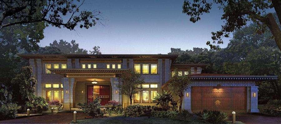 龙湖·双珑原著,城市墅业的终极理想
