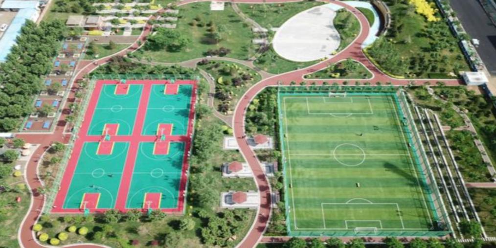 体育公园足球场免费开放 无需预约