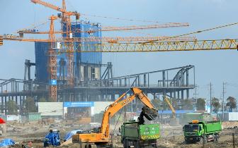 今年福州新区安排重点项目555项 总投资逾2003亿元