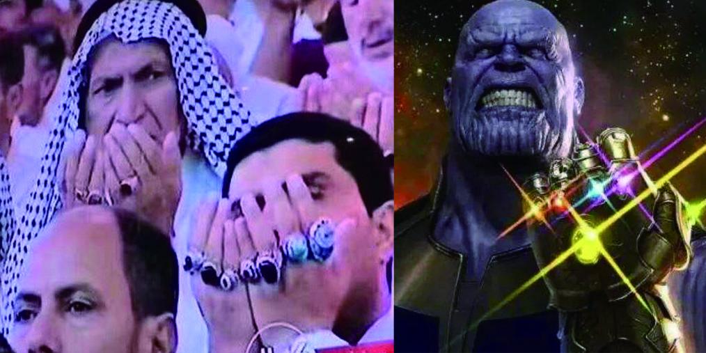 贼吧搞笑时刻6月15日:当沙特球迷举起手时,全世界都输了