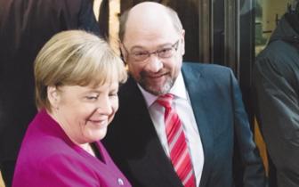 """内政部长威胁""""单飞"""" 德国联盟党闹分裂"""