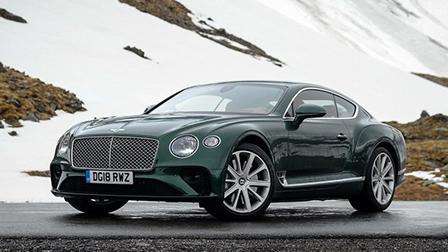 2018款宾利欧陆GT