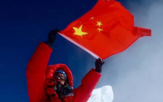 勇者无畏 江西登山队队长韩啸登顶珠峰庆功会