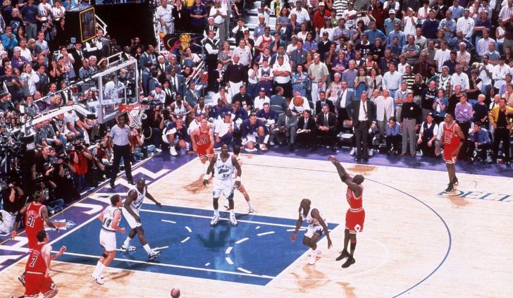 【影片】20年前的今天喬丹最後一投 生死球18中9無愧歷史第一