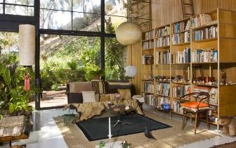 洛杉矶名人宅邸 不仅有钱更有设计感