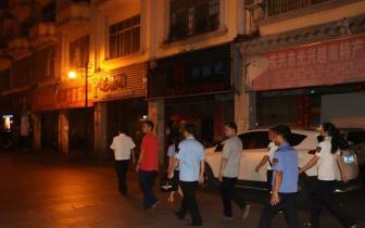 东兴市四川路、劳动街唱歌扰民问题这样处理!