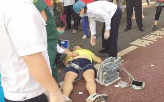 南宁一男子在南湖公园晨跑时猝死 家属已找到