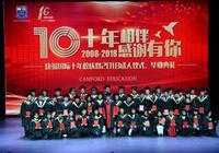 康福国际教育集团十周年校庆在京举行