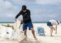 美国运通用海洋中的废物塑料为原料制造信用卡