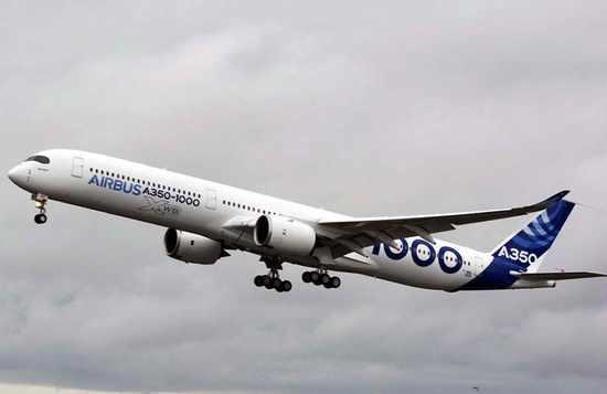 遄达XWB-97引擎 空客A350-1000强劲的心