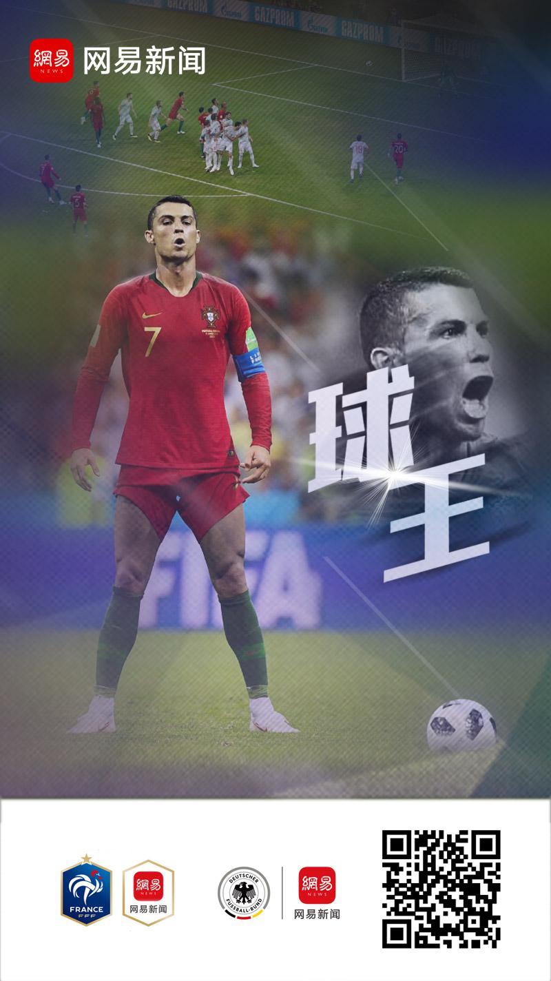 特制海报-C罗的葡萄牙 世界的C罗!C罗就是球王!