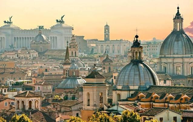 为什么说意大利的古老都因为这些建筑!