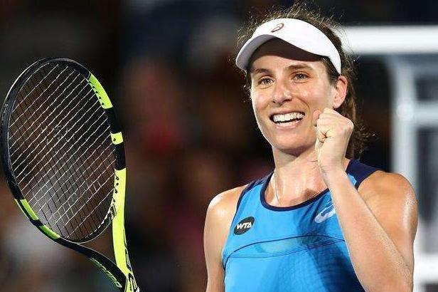 WTA诺丁汉-往绩占优 英国一姐能否打脸博彩公司?