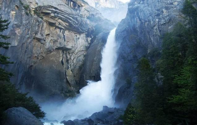 这些地方的水 竟会往高处流?
