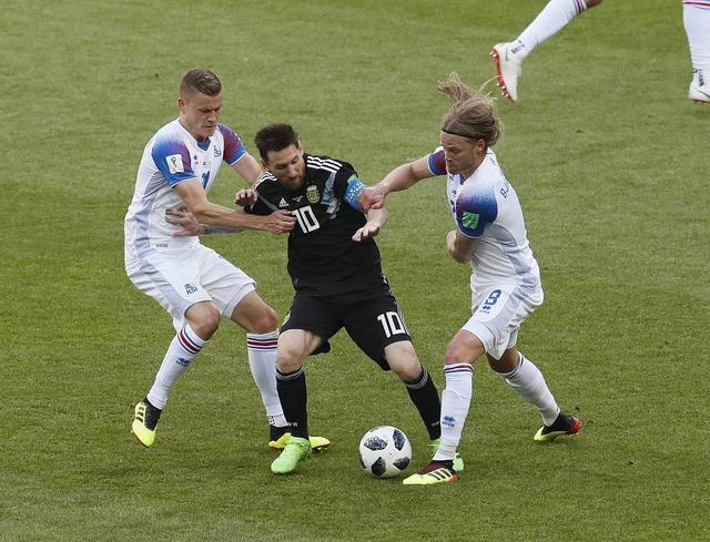 """冰岛靠一群""""杂牌军""""战胜阿根廷?事实绝非如此!"""