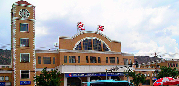 甘肃16个火车站带你领略西北风光